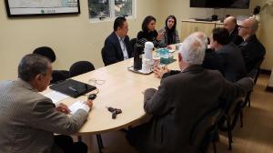 CRM-PR compartilha experiências com Conselho Regional de Psicologia