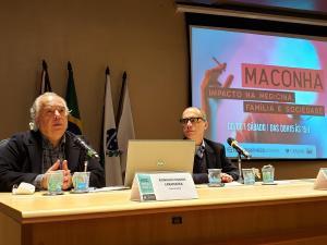 Seminário de EMC sobre os impactos do uso da maconha teve 201 participantes