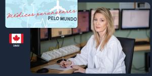 Médica neurologista nascida em P. Grossa atua no Canadá em pesquisa genética aplicada à epilepsia
