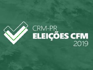 Publicado edital de registros de chapas para as eleições 2019 do CFM