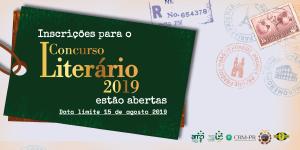 Abertas inscrições para o Concurso Literário Médicos do Paraná 2019