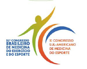 XI Congresso Sul Americano de Medicina do Esporte