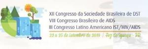 XII Congresso da Sociedade Brasileira de DST