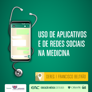 Uso de aplicativos e de redes sociais na Medicina