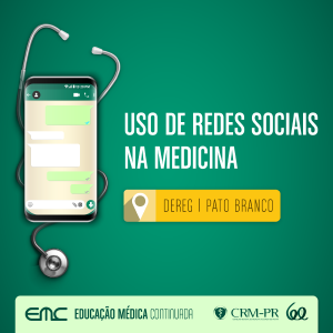 Palestra: Uso de Redes Sociais na Medicina