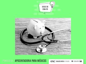 CRM-PR realiza palestra sobre aposentadoria para médicos com a presença de 200 médicos e estudantes