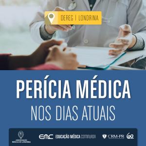 Palestra: Perícia Médica nos dias atuais