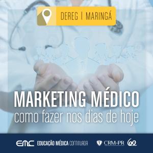 Palestra: Marketing Médico - Como fazer nos dias de hoje