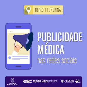 Palestra: Publicidade Médica nas Redes Sociais
