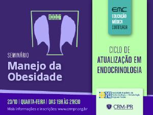 Atualização em Endocrinologia 2019: Manejo da Obesidade