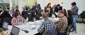 Apuração de votos para indicação de conselheiro federal pelo Paraná foi concluída na tarde desta 5ª