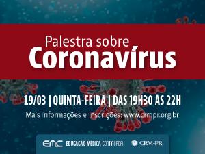 Palestra: Coronavírus