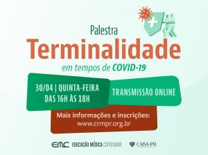 Palestra: Terminalidade em Tempos de COVID-19