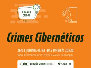 Palestra: Crimes Cibernéticos