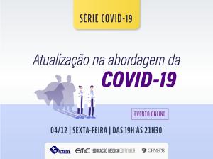 Palestra: Atualização na Abordagem da COVID-19