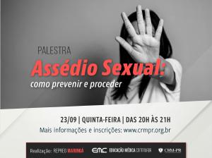 Assédio sexual: como prevenir e proceder