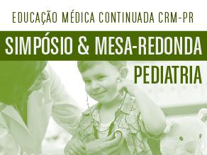 Simpósio/mesa-redonda em Pediatria