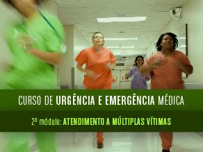 Urg/Emerg 2º módulo: múltiplas vítimas