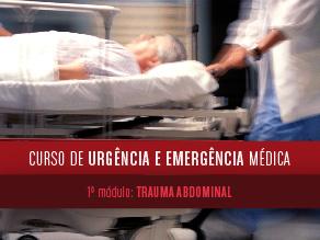 Urg/Emerg 1º módulo: trauma abdominal