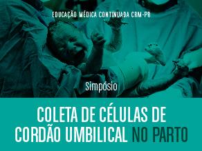 Coleta de células do cordão no parto