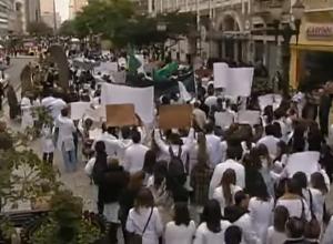 Bom dia PR: estado tem manifestações