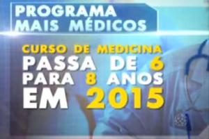 Jornal da Massa: Mais Médicos é lançado