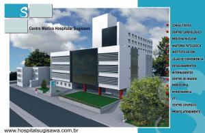 Curitiba ganha amplo e complexo centro médico hospitalar em setembro