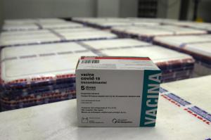 Mais 238 mil vacinas contra a Covid-19 chegam ao Paraná, que ultrapassa 6 milhões de doses recebidas