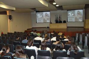 Telepatologia reúne cerca de 70 pessoas