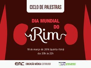 Ciclo de palestras: Dia Mundial do Rim