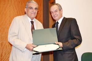 Homenagem ao Dr. Federico Lizano