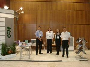 CRM expõe durante o XXIV Congresso Brasileiro de Psiquiatria