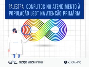 Conflitos no atendim. à população LGBT