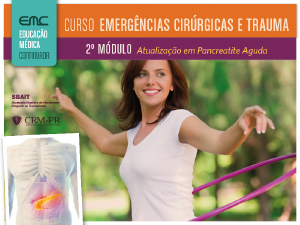 Emerg. Cirúrgicas e Trauma - 2º módulo: Atualização em Pancreatite Aguda