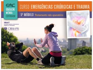 Emergências Cirúrgicas e Trauma - 5º módulo: Tratamento não operatório