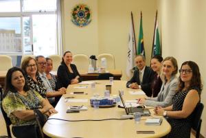 Comissão do Planejamento Estratégico do CRM-PR encerra ciclo de 2017