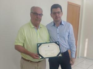 Diploma de Mérito Ético a médico de Dois Vizinhos