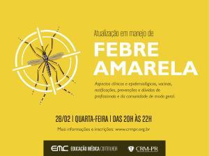 EMC: Atualização em manejo de Febre Amarela