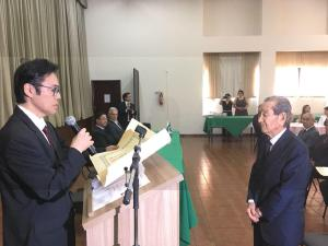 Médico de Londrina recebe condecoração imperial do governo japonês