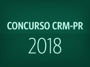 CRM-PR abre concurso para vagas efetivas e cadastro reserva
