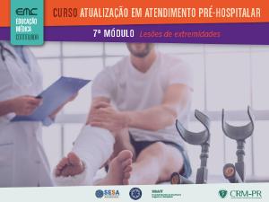 Atualização em Atendimento Pré-Hospitalar - 7º módulo