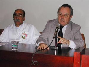CRM participa de eventos de posse e formatura de médicos residentes