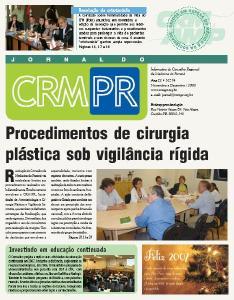 Atenção à cirurgia plástica em destaque no Jornal do CRM