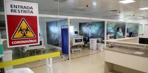 Paraná passa a contar com o primeiro hospital exclusivo para tratamento do coronavírus