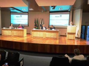 Palestras abordam pandemia e o uso de EPIs para profissionais de saúde