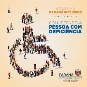 Secretaria Estadual da Justiça lança versão revisada de cartilha sobre a Pessoa com Deficiência