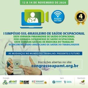 I Simpósio Sul-Brasileiro de Saúde Ocupacional