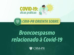 Broncoespasmo relacionado à Covid-19