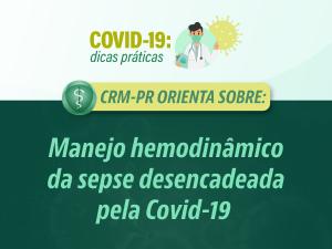 Manejo hemodinâmico da sepse desencadeada pela Covid-19