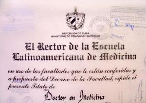 Conselhos de Medicina defendem critérios equânimes na revalidação de diplomas de graduados no exterior